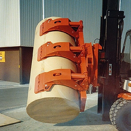 Jumbo Paper Roll Clamp Lift Systems